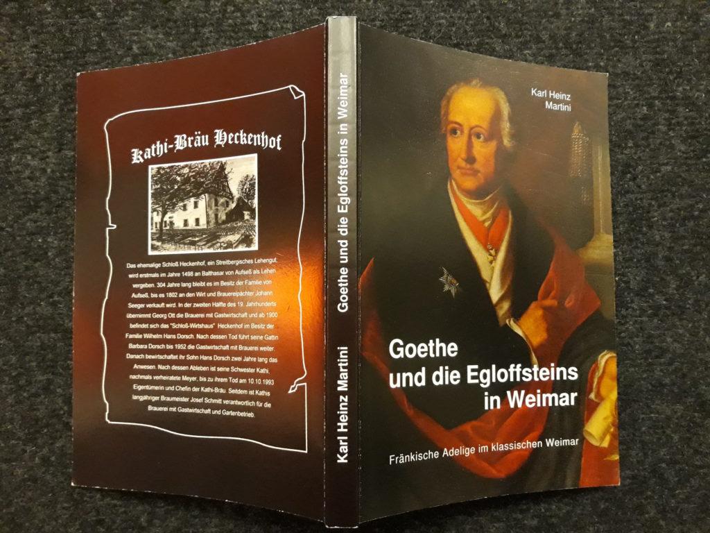 Goethe und die Egloffsteins in Weimar